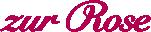 Zur Rose Logo fg 151x32